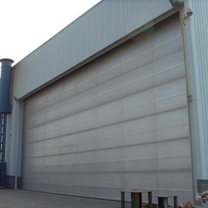 工业柔性大门